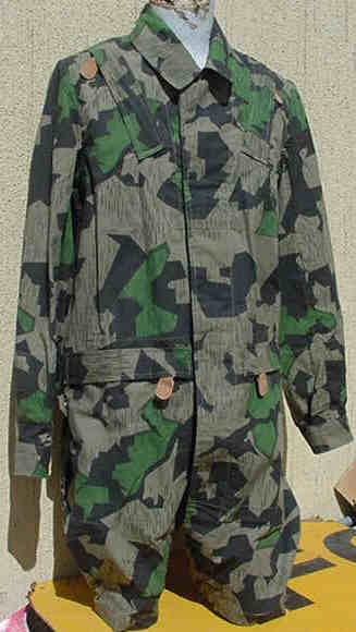 3eb3b67e69550 We have several of our older. Splinter pattern jumpsmocks we will be  closing out at a tremendous saving, so first come, first serve. Here nice  view of the