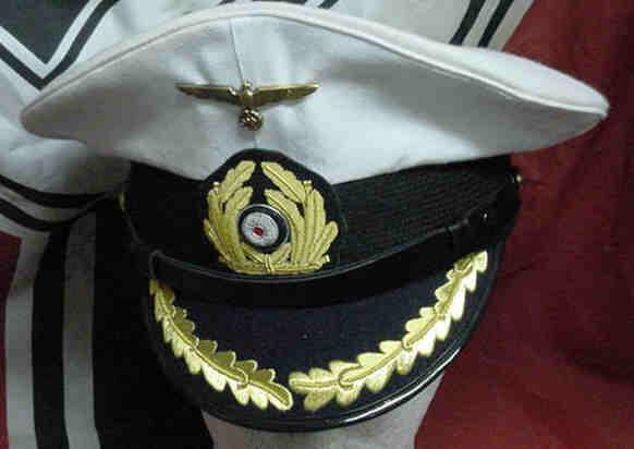 Kriegsmarine Hats
